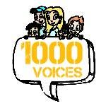 1000 voices image