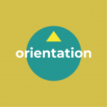 orientation graphic