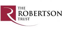 Robertson Trust logo white bck