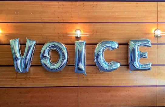 Voice balloons