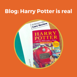 Blog Harry Potter is real