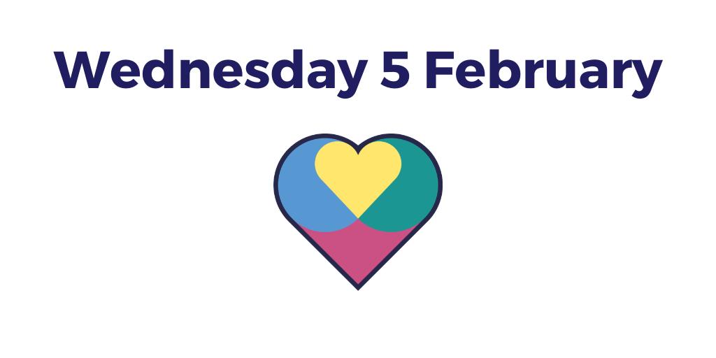 Wednesday 5 February