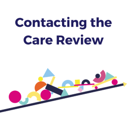 Contacting the care review