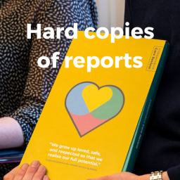 Hard copies of reports