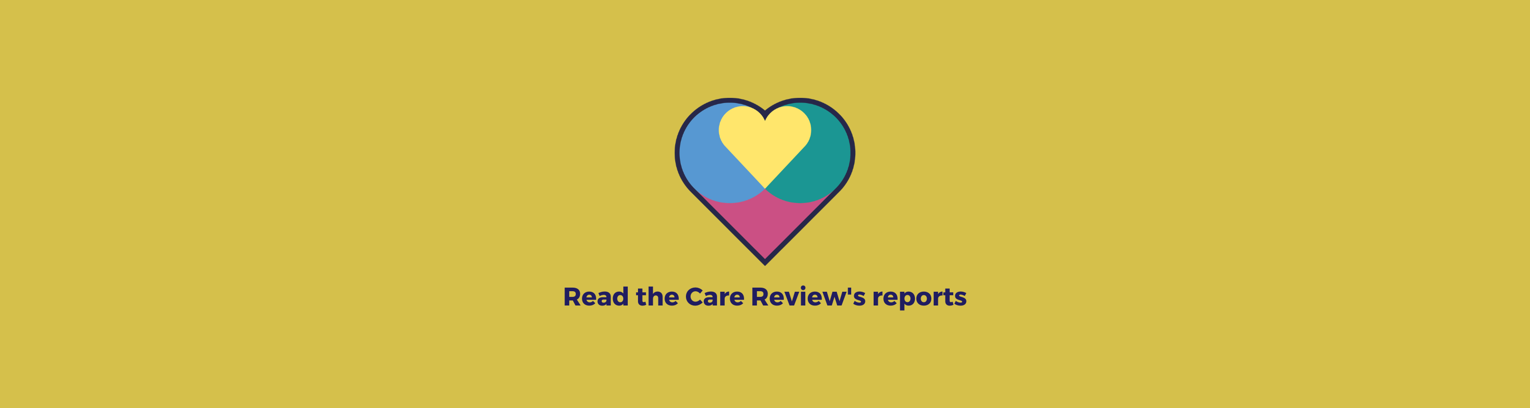Read the care review reports