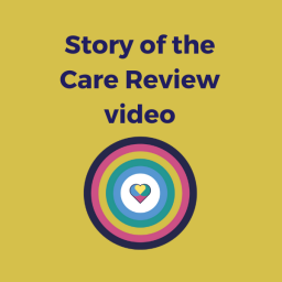 Story of the care review video